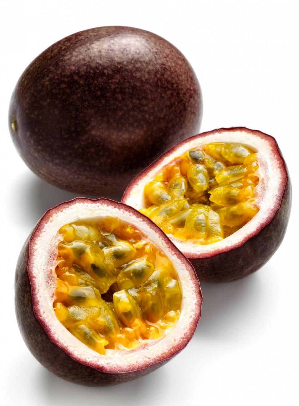 Passion Fruit Vine Purple Possum Variety